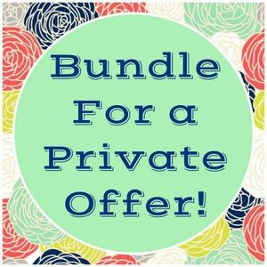Tops - Bundle for an offer, even just 1 item!!